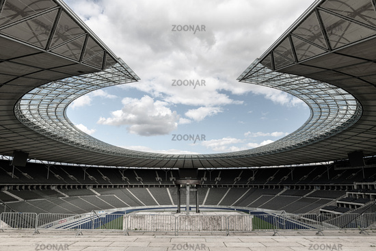 Olympic Stadium Berlin (Olympiastadion)
