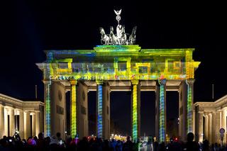 Berlin Festival of Lights - Brandenburger Tor