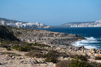 St Pauls bay Malta from the North