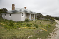 Typical Australian Weathered Beach House