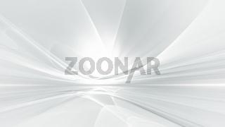 white futuristic background
