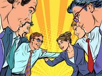 Good business team concept