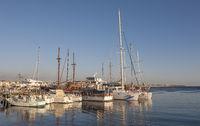Im Hafen von Paphos, Zypern