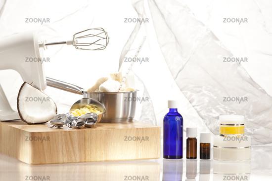 Production Aroma cosmetics