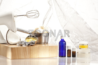 Herstellung Aromakosmetik