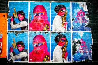Melbourne Street Art Victoria Australia