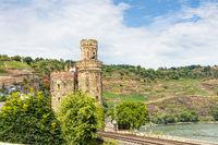 Ochsenturm in Oberwesel, Rhineland-Palatinate