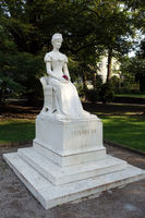 Monument to Elisabeth of Austria-Hungary, Austrian Empress, called Sissi