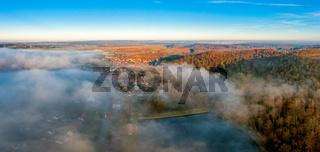 Harz Blick über Güntersberge