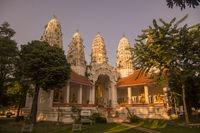 ASIA THAILAND SUKHOTHAI CITY PHRA MAE YA SHRINE