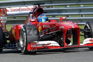 Ferrari F1, Fernando Alonso