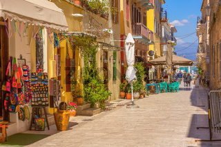 Nafplio, Greece street view