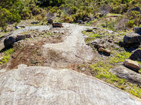 Mt Alexander in Harcourt in Australia