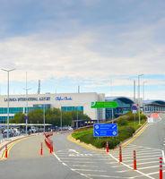Larnaka International Airport, Larnaca, Cyprus