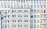 socialist classicism architecture at karl marx allee