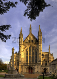 Winchester Kathedrale