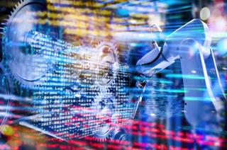 Programmcode und Industrie 4.0