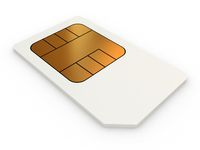 Mini-SIM card