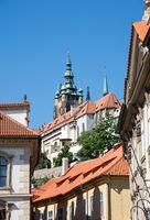 Historic buildings in Prague