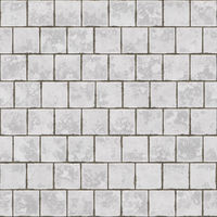 white vintage bath tiles texture seamless