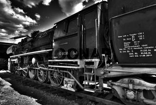 Dampfeisenbahn HDR