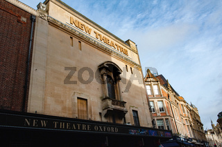 New Theatre,  George Street, Oxford, England