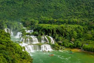 Ban Gioc Waterfall Thac Ban Gioc Cao Bang