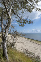 Strand bei Hedehusum, Utersum, Nordseeinsel Föhr