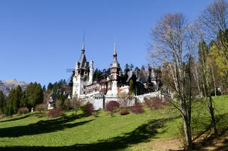 Schloss Peles - Sinaia, Rumänien
