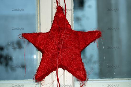 Berlin christmas star. Germany