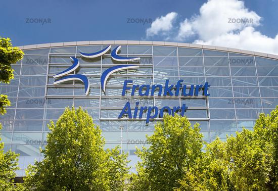 Terminal 2 at Frankfurt Airport