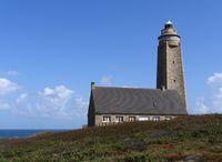 Lighthouse Cap Lévi, Normandy