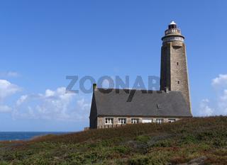 Leuchtturm am Cap Lévi