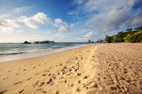 New Zealand coast