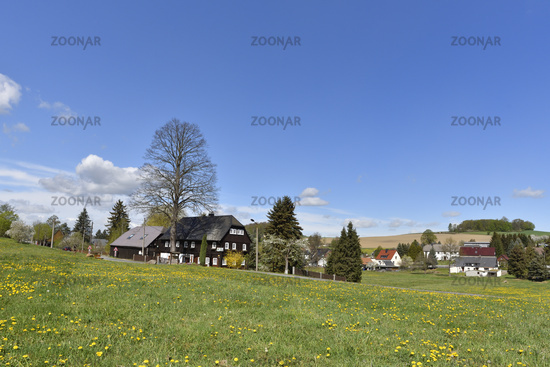 Taubenheim in upper lusatia