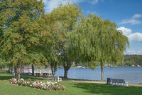 Krakow am See,Mecklenburg Lake District,Germany