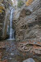 Millomeris Wasserfall, Zypern