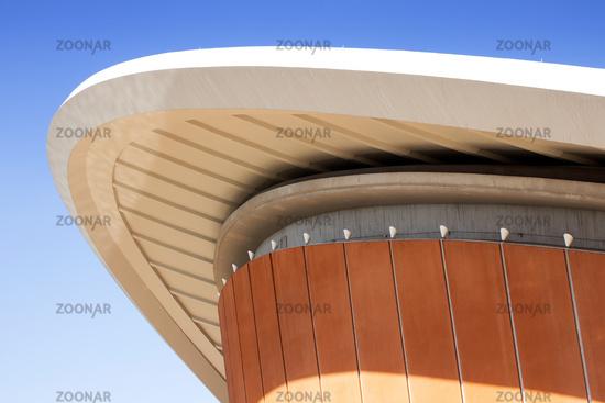 Culture Center HKW 009. Berlin
