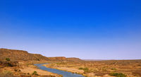 landscape at Olifants at Kruger National Park, South Africa