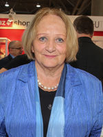 Sabine Leutheusser-Schnarrenberger at the Leipzig Book Fair 2019