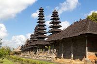 Balinese Temple Pura Taman Ayun