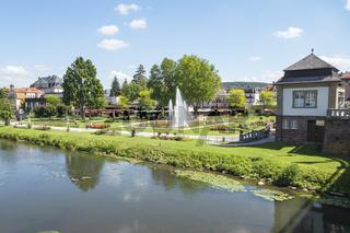 Reportage, Drei Tage in Bad Kissingen