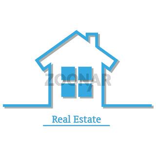 blue contour real estate