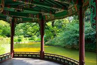Changdeokgung Palace Seoul South Korea