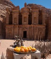 The Monastery, Petra'