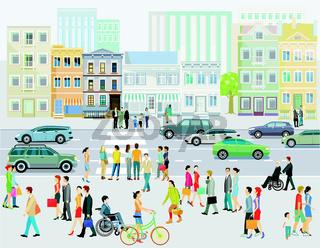 Stadt-Menschen-Strasse.eps