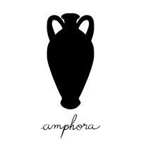 amfora silhouette