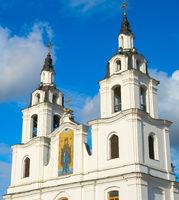 Holy Spirit Cathedral, Minsk oldtown