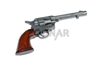 Old Army Single Action Revolver