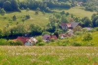 Village in the Odenwald